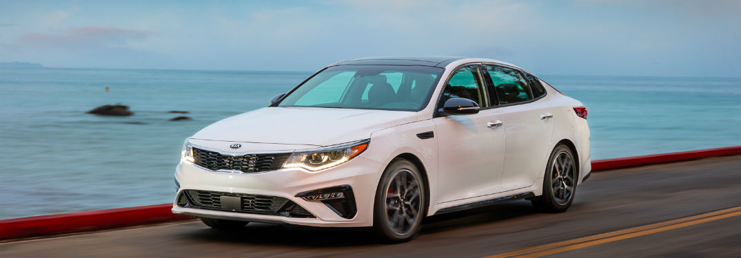 Test Drive the 2020 Kia Optima at Classic Kia of Carrollton in Texas Today!