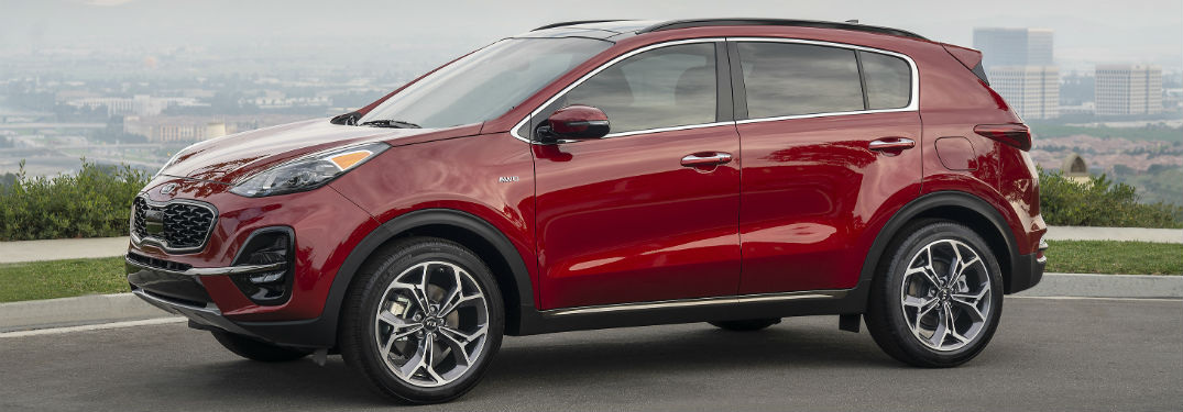 Test Drive a 2020 Kia Sportage at Classic Kia of Carrollton in the Dallas-Fort Worth Area of Texas Today!