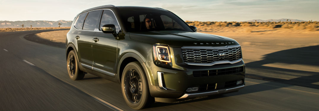 How Powerful and Spacious is the 2020 Kia Telluride at Classic Kia of Carrollton in Texas?