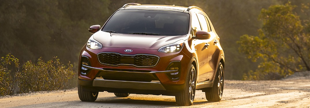 Get Ample Head Room and Leg Room with the 2020 Kia Sportage Lineup at Classic Kia of Carrollton in the Dallas-Fort Worth Area of Texas