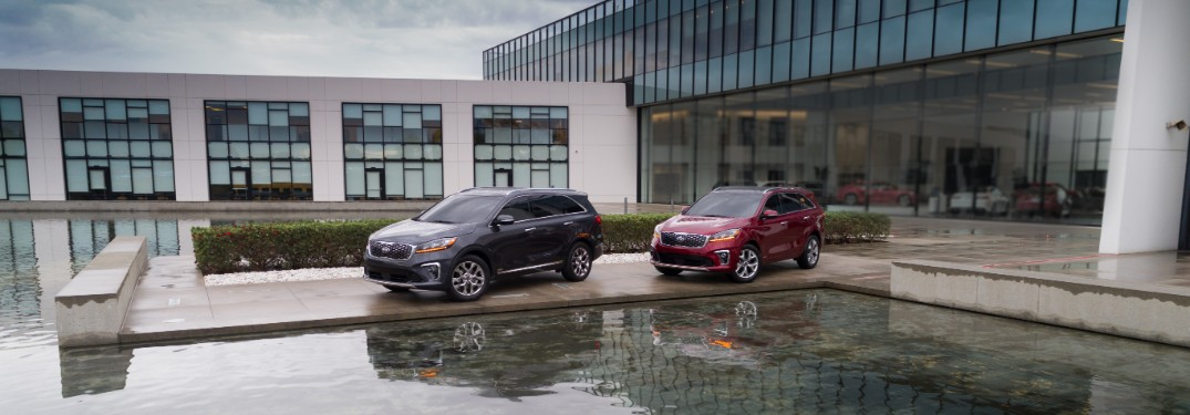 What Color Will You Choose for Your 2020 Kia Sorento from Classic Kia of Carrollton in Texas?