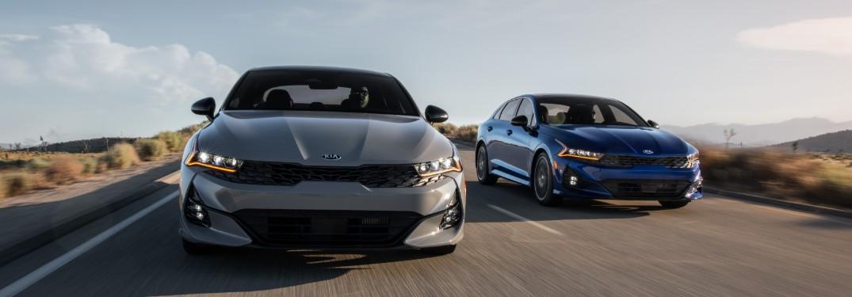Is There An All-New 2021 Kia Midsize Sedan Coming to Classic Kia of Carrollton in Texas?