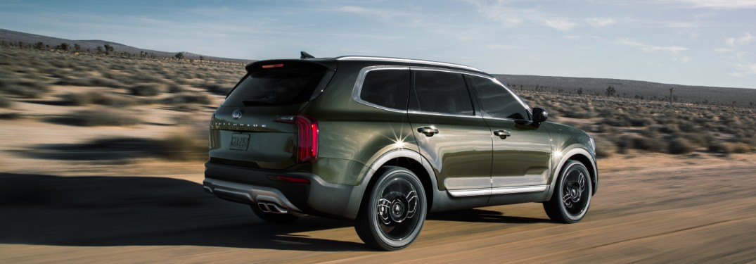 How Powerful and Fuel Efficient is the 2021 Kia Telluride Lineup at Classic Kia of Carrollton in the Dallas-Fort Worth Area of Texas?