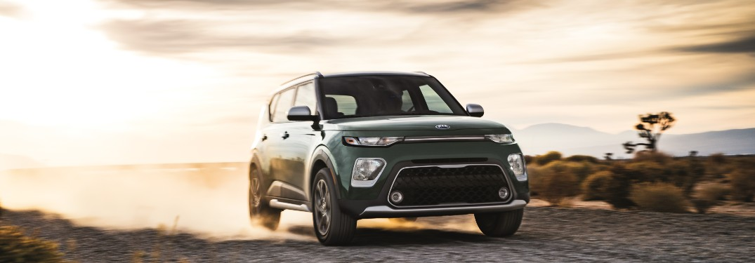 Does the 2021 Kia Soul Lineup at Classic Kia of Carrollton in Texas Feature a Turbocharged Engine Option?