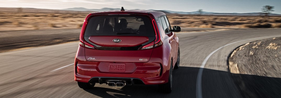 How Much Passenger and Cargo Space is Featured in a 2021 Kia Soul at Classic Kia of Carrollton TX?