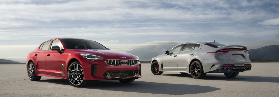 Video Introduces the 2022 Kia Stinger – And We Can't Wait to Get It Here at Classic Kia of Carrollton in the Dallas-Fort Worth Area of Texas