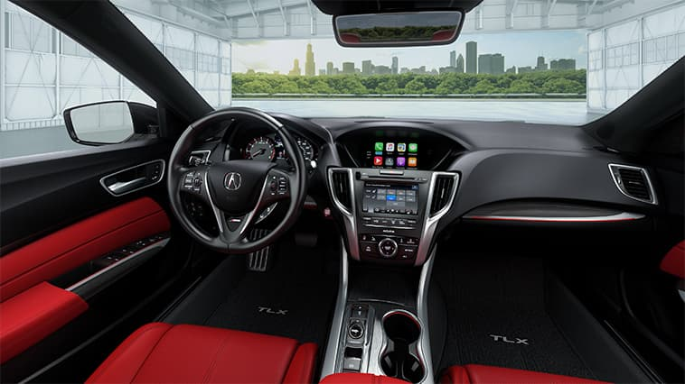 2019 Acura Tlx Available Exterior And Interior Color
