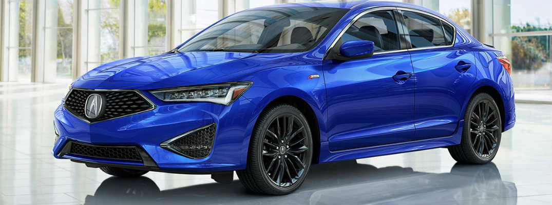 How comfortable is the 2019 Acura ILX?