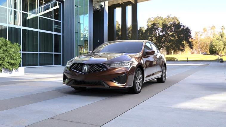 Available Exterior Color Choices For The 2019 Acura Ilx Acura Of Salem