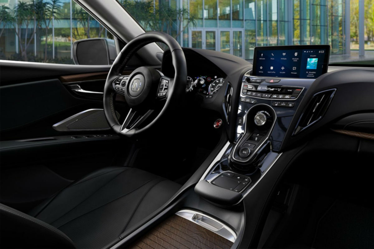 how many trim levels does the 2019 acura rdx have