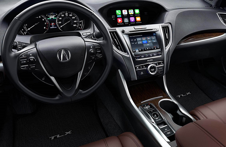 2019 Acura TLX Passenger And Cargo Volume