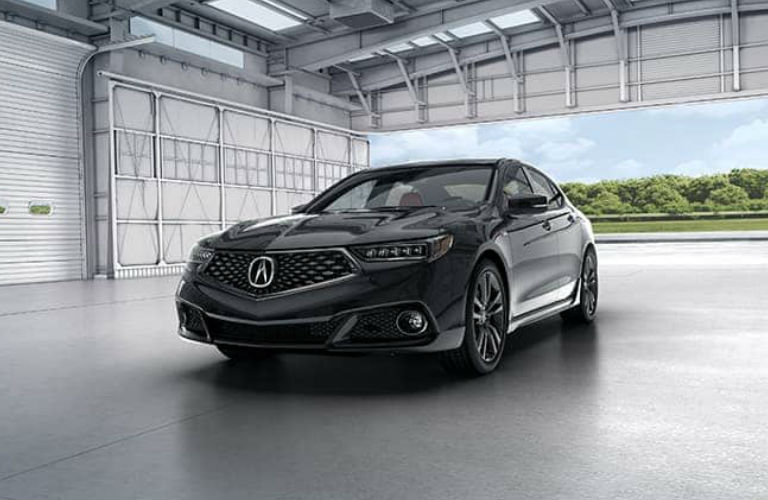 2020 acura tlx a spec