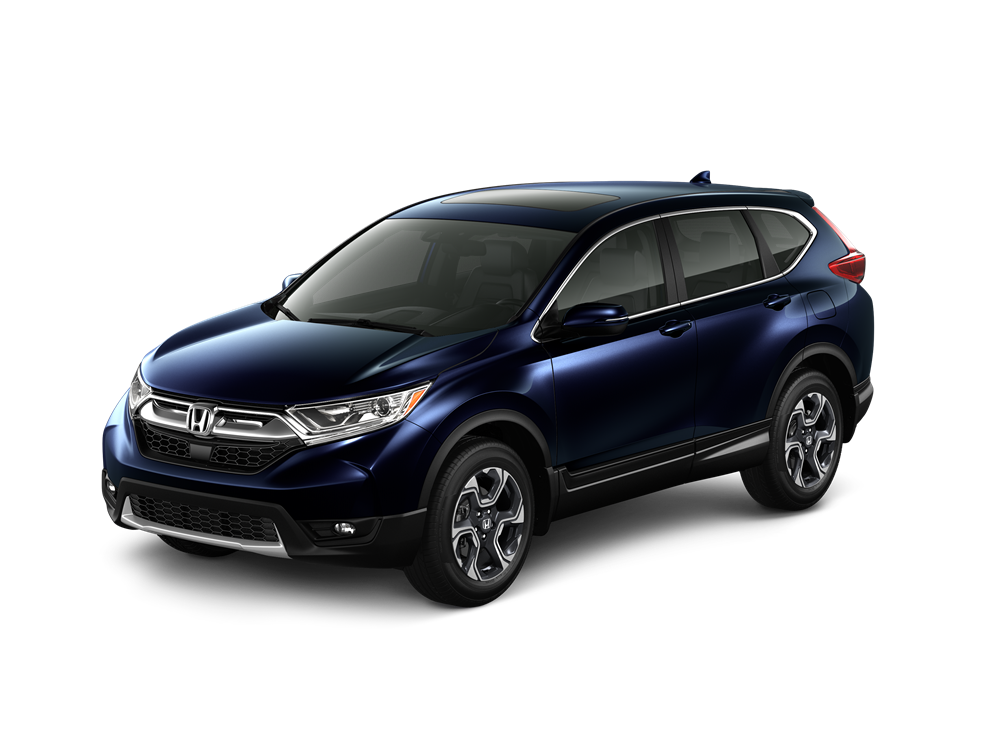 What are the Differences in the Trim Levels of the 2018 Honda CR-V?