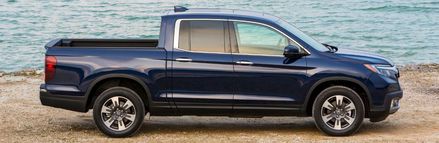 What Are The Key Features Available On The 2019 Honda Ridgeline