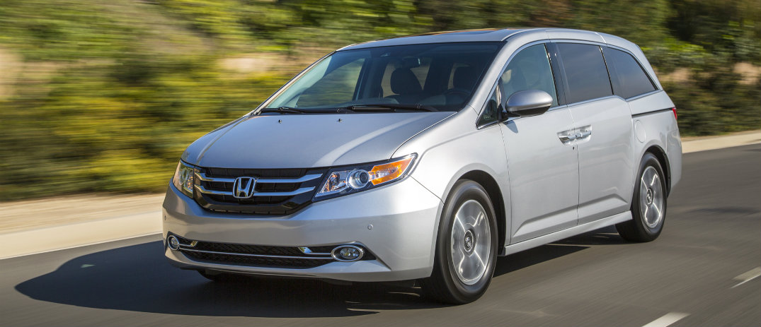 Robin Chewbacca And The 2015 Honda Odyssey Lx Vs Ex Vs Ex L