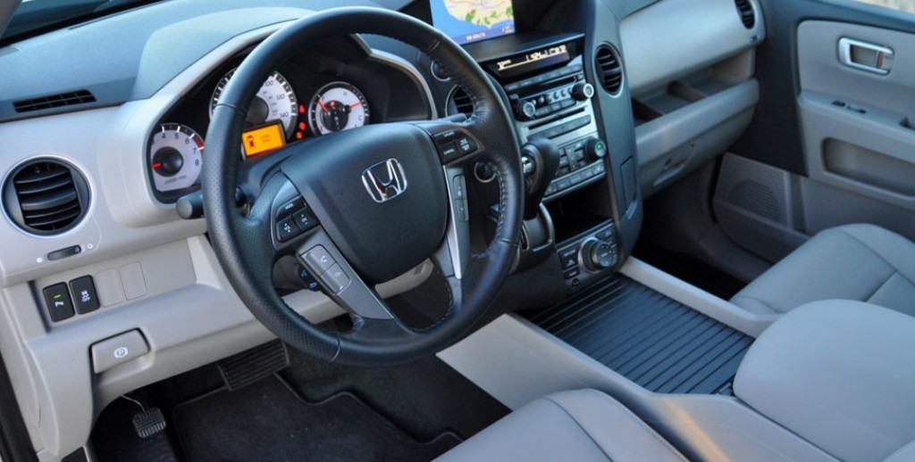 Comparative Seating and the 2015 Honda Pilot LX vs. EX vs ...