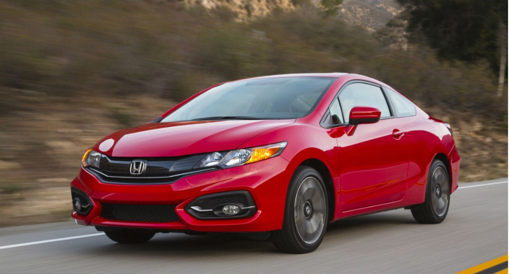 Honda Odyssey Ex L Vs Touring >> Features, options of the 2015 Honda Civic