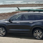 2016 Honda Pilot summer release date and pricing