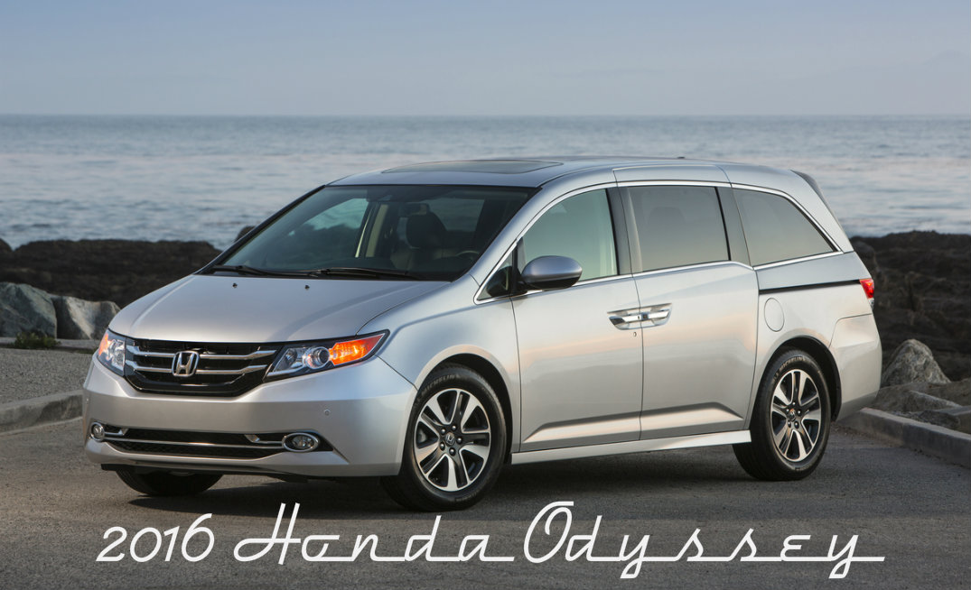 Honda Odyssey featured in Best Cars for Families list for 5th year in row