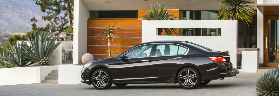 Available now: Brand new 2016 Honda Accord