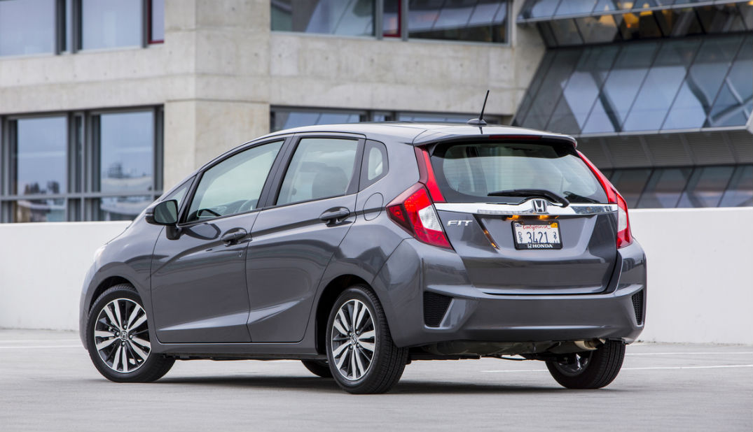 honda fit 2016 vs 2015. what is new on the 2016 honda fit vs 2015