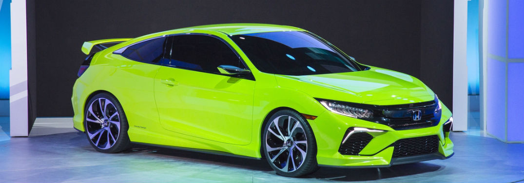 Latest on the 2016 Honda Civic release date