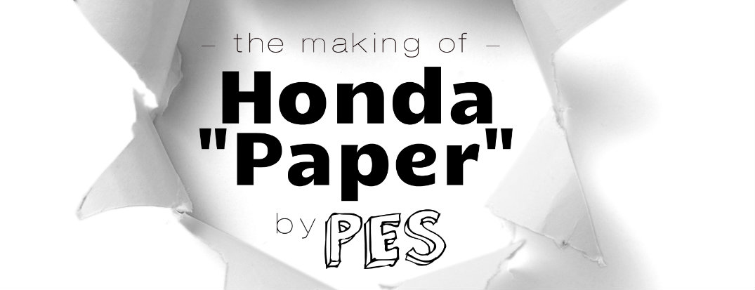 "Who made the Honda ""Paper"" video?"