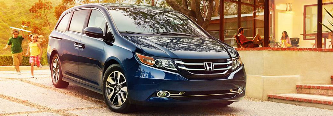 Hondas Sweep Kelley Blue Book's Best Family Cars List
