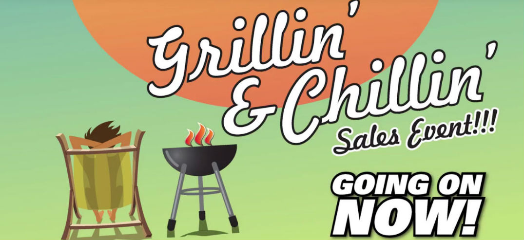 Save On New And Used Cars During Our Grillin' & Chillin' Memorial Day Sales Event!