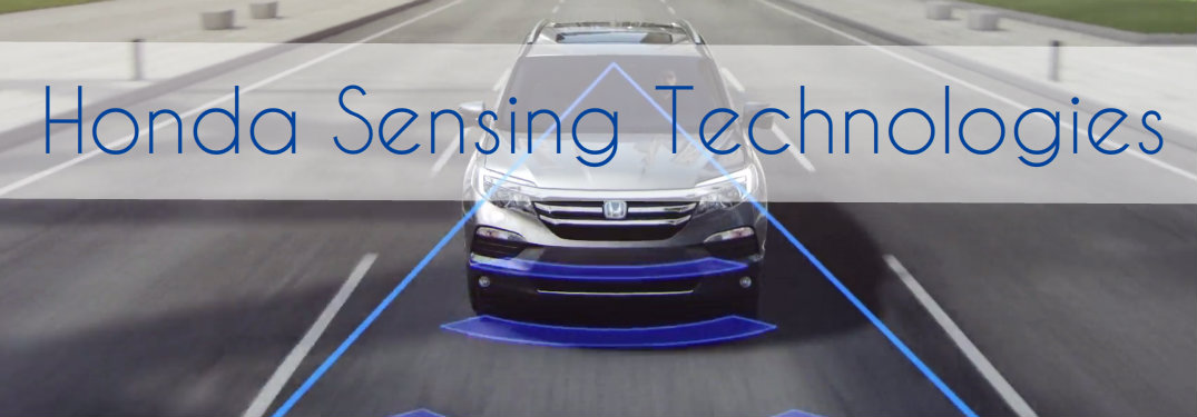 What is all included with Honda Sensing?