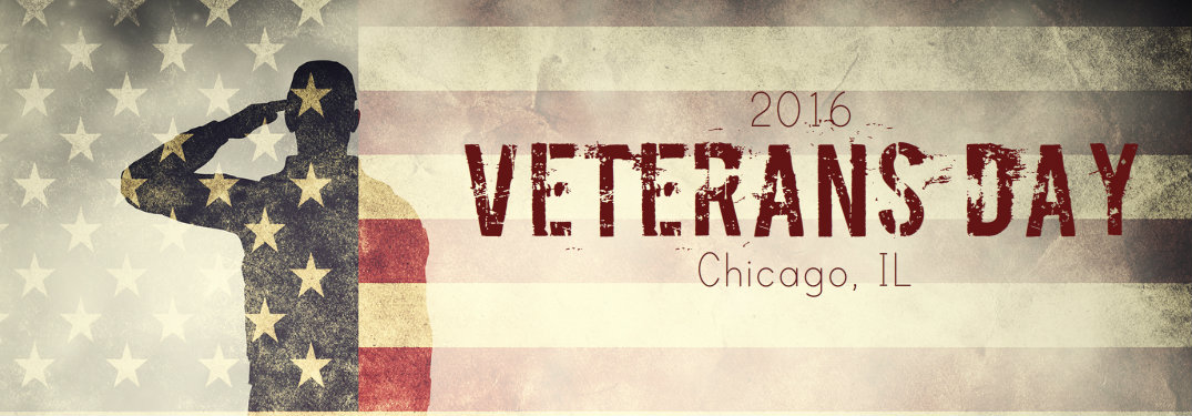 chicago il 2016 veterans day parade