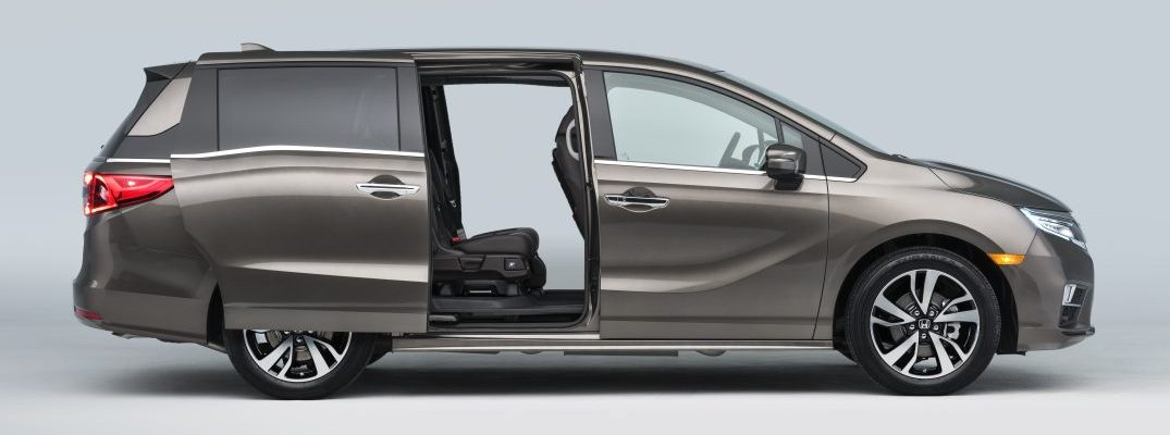 2018 Honda Odyssey Interior Features And Technology