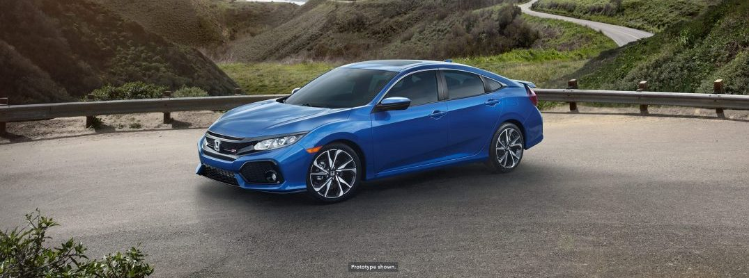New 2017 honda civic si engine specs and features for 2017 honda civic length