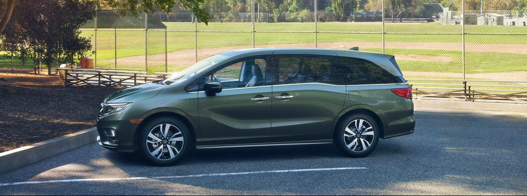 2017 Honda Odyssey Configurations >> What Are The Different Trim Levels For The 2018 Honda Odyssey
