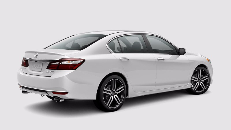 Good 2017 Honda Accord Sport Special Edition