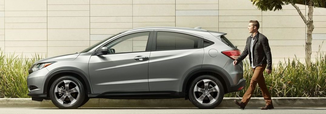 What Colors Does The New 2018 Honda HR V Come In