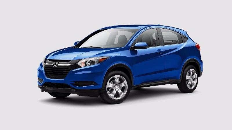 Honda Accord Images 2018 >> 2018 Honda HR-V aegean blue metallic_o - Continental Honda