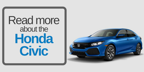 Read more about the Honda Civic Hatchback