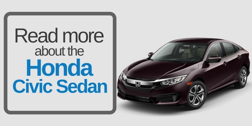 Read more about the Honda Civic Sedan button