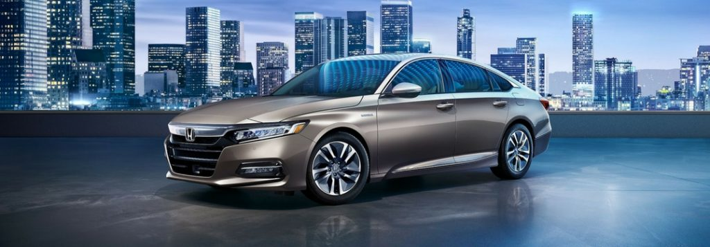 The New 2018 Honda Accord Offers Three Powertrain Options