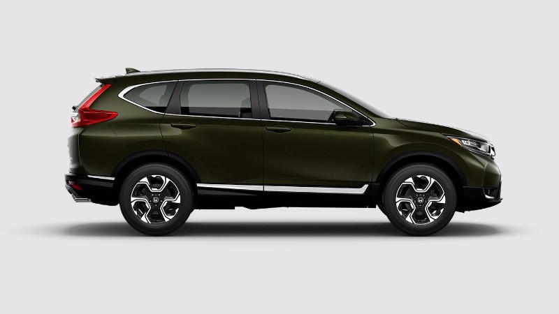 What Colors Does the 2018 Honda CR-V Come In?