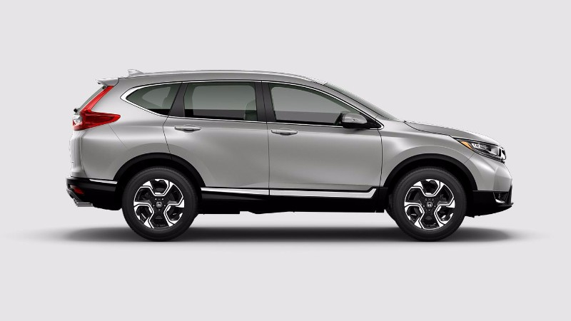 2018 honda white. 2018 honda cr-v in lunar silver metallic white