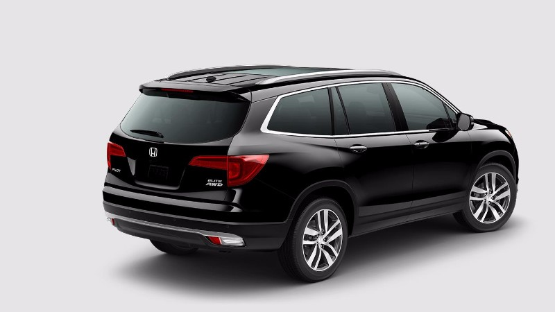 2018 honda pilot suv exterior paint color options. Black Bedroom Furniture Sets. Home Design Ideas
