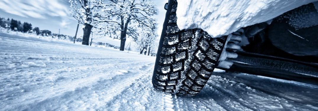 Winter Tires Provide Extra Security While Driving in Snow