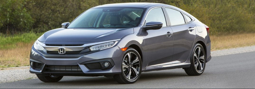 ... Full View Of The 2018 Honda Civic