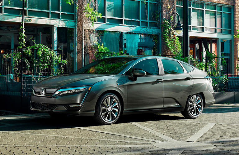2018 honda clarity plug in hybrid for sale in chicago il for Chicago area honda dealers