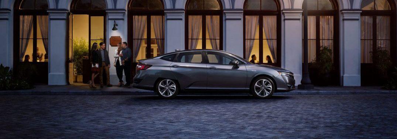 2018 Honda Clarity Plug In Hybrid Exterior Color Options