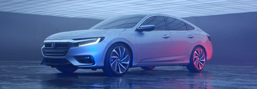 full view of the 2019 Honda Insight