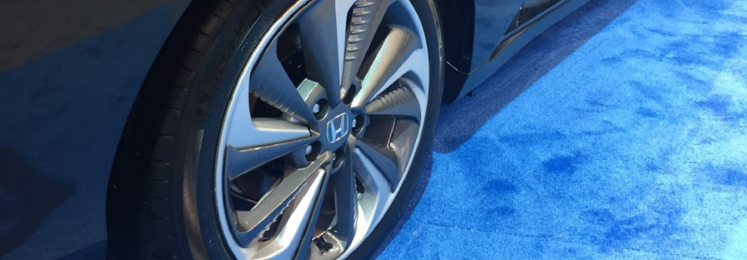 wheelbase of the 2018 honda clarity