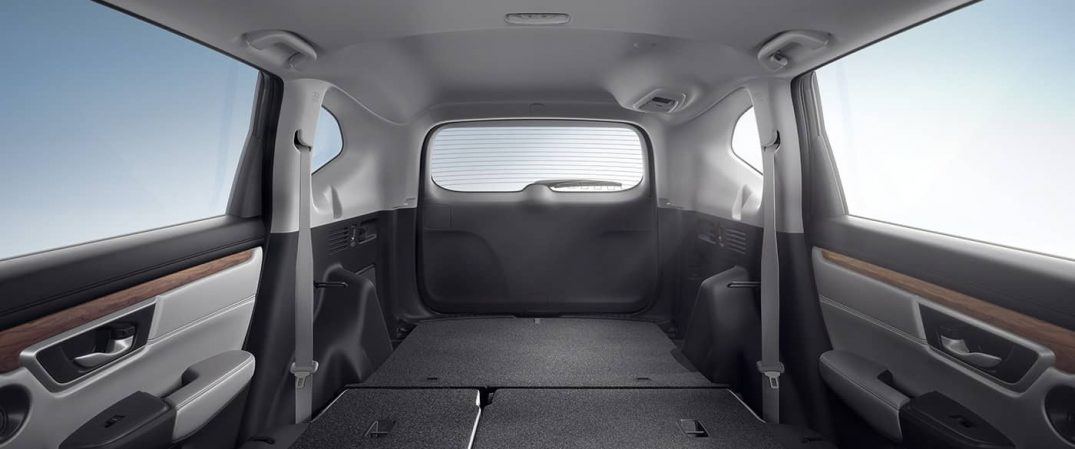 how much space is there inside the new 2018 honda cr v. Black Bedroom Furniture Sets. Home Design Ideas